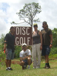 The Disc Golf Gang