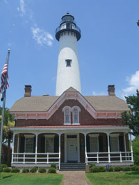 St, Simons Lighthouse