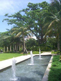 Philip Hulitar Sculpture Garden