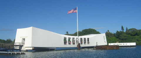 USS Arizona Memorial